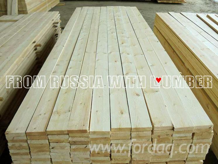 Vender Tábuas (pranchas) Pinus - Sequóia Vermelha 19; 22; 25 mm Vologda Rússia