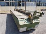 Maszyny, Sprzęt I Chemikalia - Double-Blade Edging Circular Saws With Roller Feed MODESTO NO5 N96 Używane Włochy