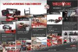 Dealers Woodworking Machinery Required