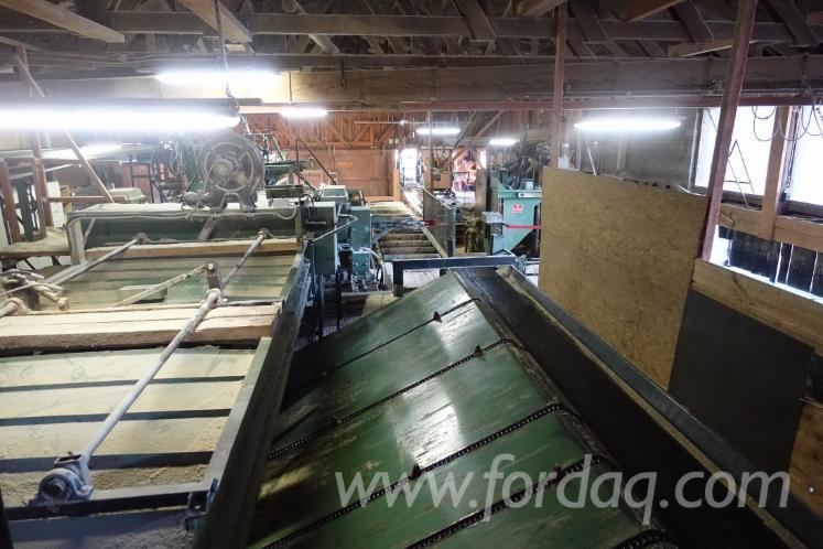 Holzbearbeitungsmaschinen