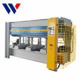 Woodworking Machinery - New WFSEN 100T Single Layer Hydraulic Veneer Plywood Hot Press