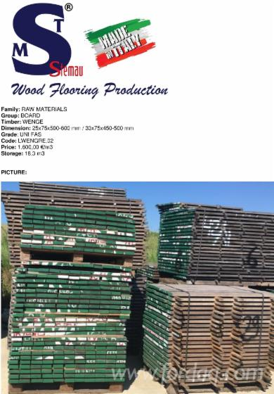 Elementi-Wenge-Select-25-33x75x450-600