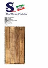 KD Afrormosia Boards, 25x75 mm