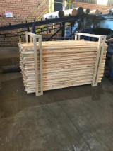 Elliotis Pine Logs, 50 mm