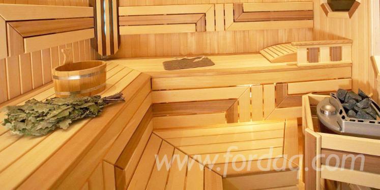 Drewno Lite, Lipa , Panele Ścienne Wewnętrzne