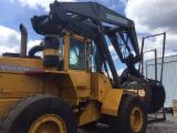 Volvo Woodworking Machinery - Used Volvo L180D Loader, 2001