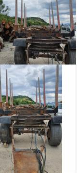 Find best timber supplies on Fordaq - COMEXIM-R SRL - Used Moving-Floor Trailer, 2003