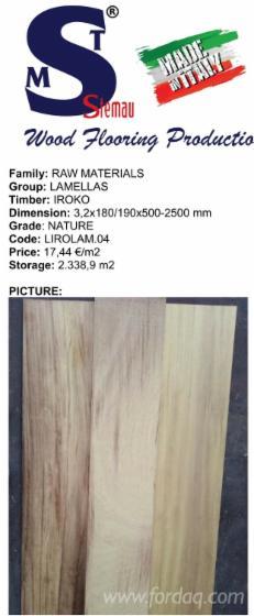 Lamelle-Iroko-nature-dimensioni-3
