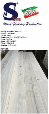 Oak Lamellas (Rustic), 3.2x180 mm