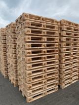Finden Sie Holzlieferanten auf Fordaq - U-SVIT - Ladepalette, Neu