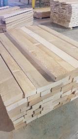 KD Beech Planks, FSC, 50x100+ mm