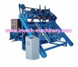 Woodworking Machinery Nailing Machine - New Zhengzhou Invech Multiple Adjustable Stringer Pallet Nailing Machine
