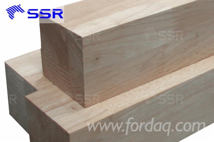 Rubber-Wood-Glued-Door