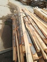 Dry/Fresh Beech/Oak Used Wood, 500 m3/spot