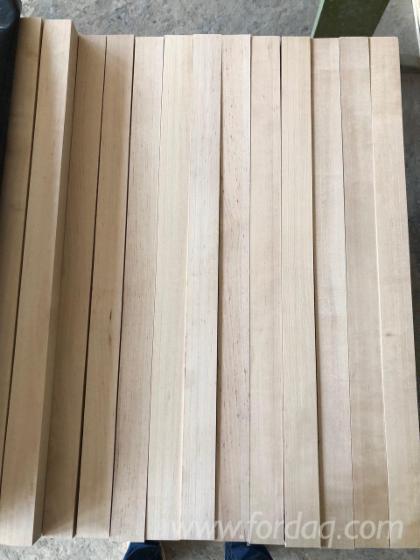Europejskie Drewno Liściaste, Drewno Lite, Brzoza