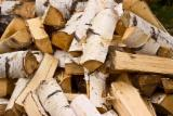 Offer Kiln Dried Birch Cleaved/Uncleaved Firewood