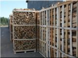 Wiśnia, Eukaliptus, Grab Drewno Kominkowe/Kłody Łupane Ukraina