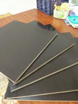 Acacia/Eucalyptus Black Film Faced Plywood, 11-35 mm