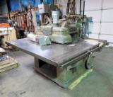 Rip Saw - Straight Line - Used Mattison 202 Rip Saw-Straight Line (RS-011249)