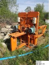 Woodworking Machinery - Used Wirex CZ-2 Band Saw (2x7.5 kW) for Sale