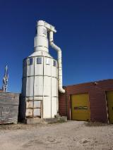Woodworking Machinery - Selling Used Cattinair Silo, 1994