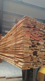 Beech Lumber 22 ABC, Unedged, KD, lightly steamed - Germany