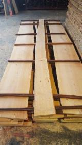 Beech Lumber 18 ABC, Unedged, KD, lightly steamed - Germany