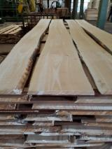 Beech Lumber 16 ABC, Unedged, KD, lightly steamed - Germany