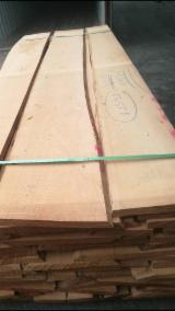Beech Lumber 45 A, Unedged, KD, lightly steamed - Germany