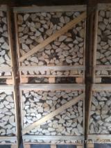 Birch/Hornbeam/Oak Cleaved Firewood, 25-33 cm