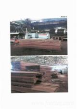 KD Red Merbau Sawn Timber (Planks), 24 mm