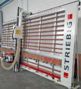 Woodworking Machinery - Used Striebig Compact 5220 Panel Saws, 2005