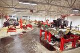Wravor Woodworking Machinery - Complete sawmill line Wravor