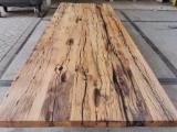 Tafels oud eiken met epoxy resin, op maat