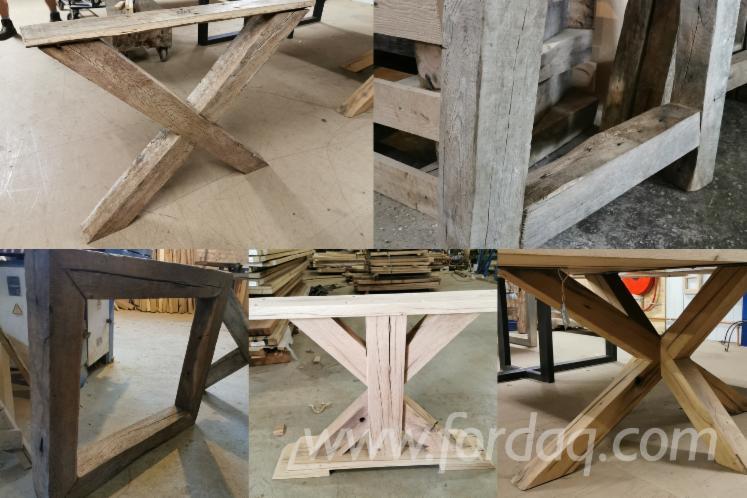 Vend Tables Design Feuillus Européens Chêne