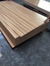 Melamine Color Pre-Laminated Plywood (Hardwood Core), 3.0-21 mm