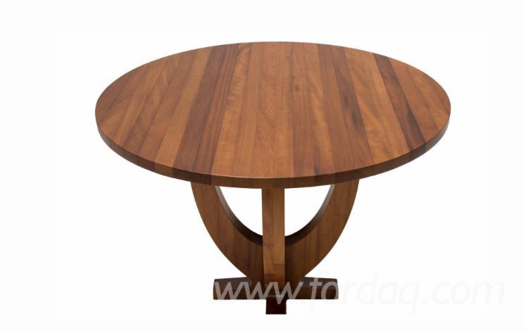 Drewno Afrykańskie, Drewno Lite Z Innymi Materiałami Wykończeniowymi, Iroko