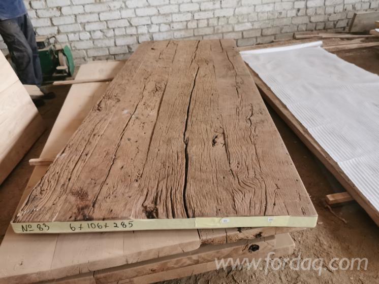KD Oak/Elm/Pine Old Wood, 40-160 mm