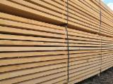 Fresh Sawn Pine Planks, 25-100 mm