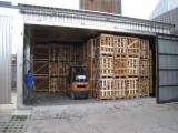 Drying Kiln - Drying Kiln for Pallets and Firewood