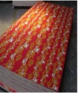 Flower Design Paper Laminated Plywood, 3.0-18 mm