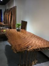 Sequoia Sempervirens Live Edge Table Top
