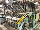 TAYLOR Woodworking Machinery - Used Taylor 40 Section-A Camp Carrier-Manual/Auto, 1994