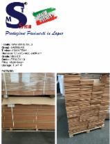 Pisos E Decks Externos - Vender Madeira Maciça Asiática 3.5 mm Itália