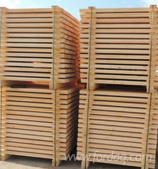 Fresh Sawn Pine Planks, 21x1200/1300 mm