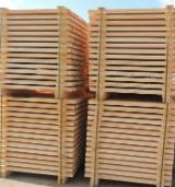 Madeira Serrada E Estrutural - Vender Tábuas (pranchas) Pinus - Sequóia Vermelha 21 mm