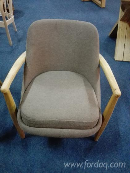 Oak Dining Chairs (Contemporary)