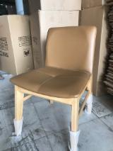 Rubberwood Restaurant Chairs - Design Style