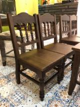 Ash Dining Room Set (Chairs+Table) - Contemporary Design