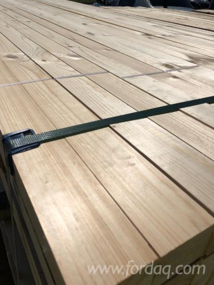 KD Pine Sawn Lumber, 19/25 mm